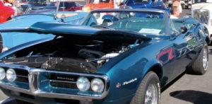 1967 Pontiac Convertible