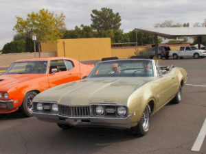 1968 Oldsmobile Convertible