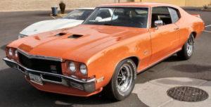 1972 Buick Grand Sport