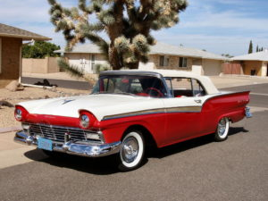 1957 Ford Convertible
