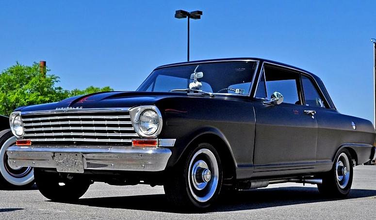 1963 Chevrolet Coupe