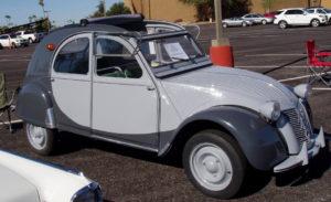 1960 Citroin 2CV